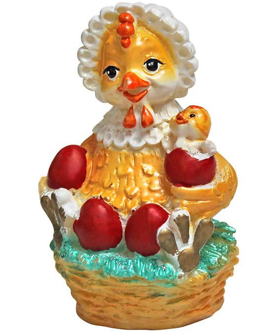 Свеча декоративная «Курица с цыпленком», цена — 232 р ...