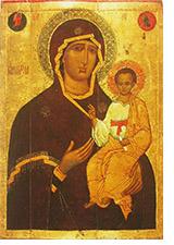 Самые почитаемые иконы Богородицы в России (часть I)